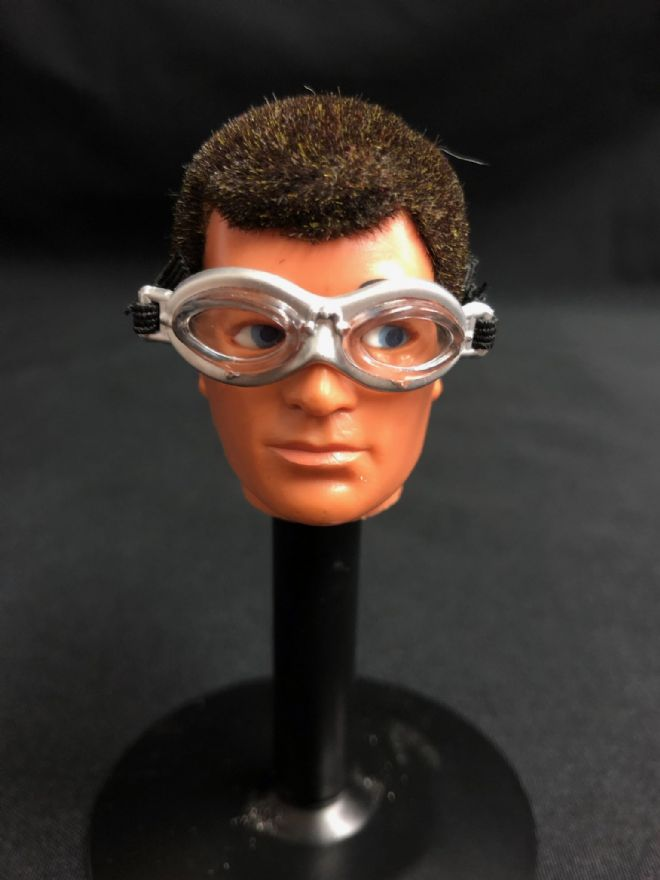 ELITE BRIGADE - LUFTWAFFE Replacement Goggles to fit Action Man Gi Joe